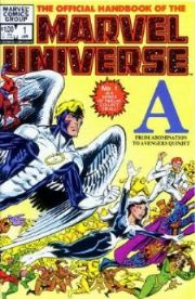 Official Handbook Of The Marvel Universe (1983 Series)
